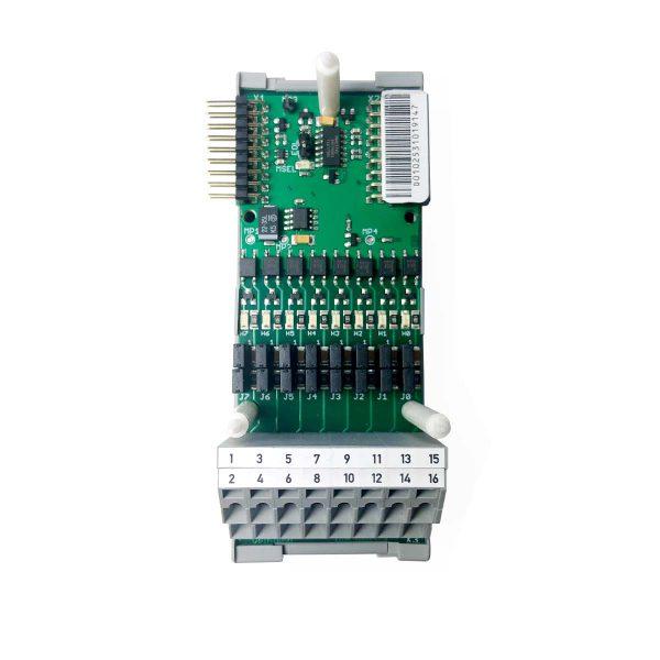 DIM_8 - Digital Input Module top view