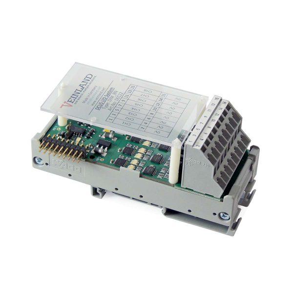 DIM_8N - Digital Input Module left view
