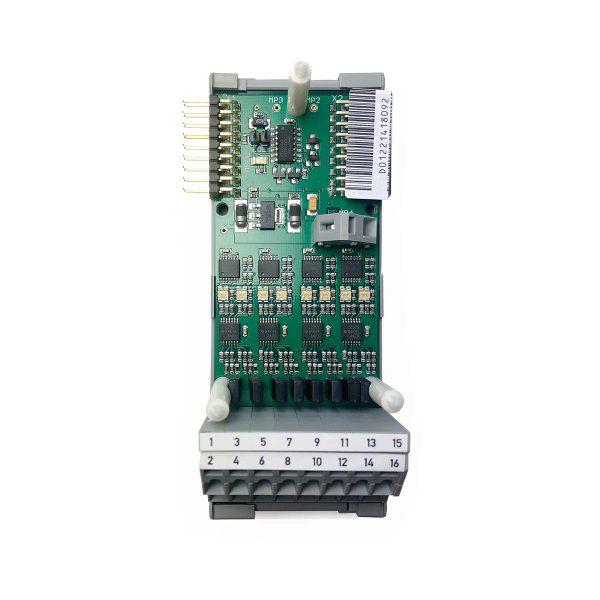 DIM_8N - Digital Input Module top view