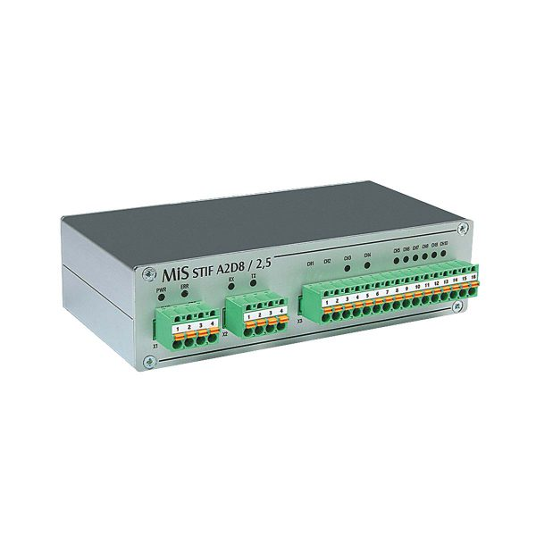 M0640-STIF-A2D8-Steering-Interface