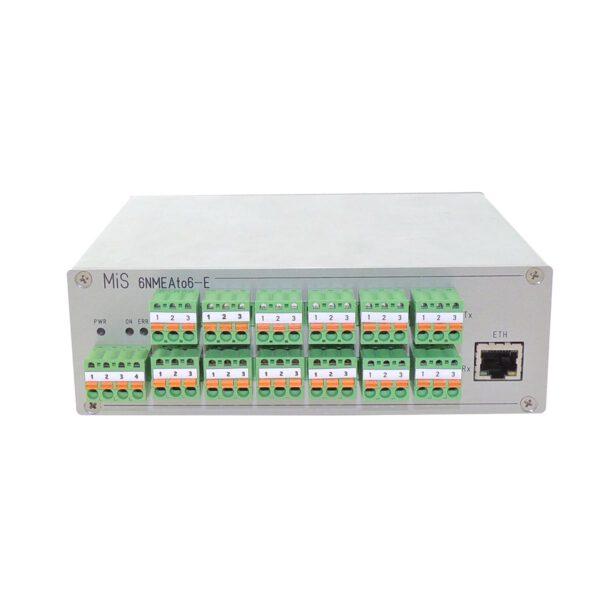 6 NMEA to 6 Ethernet