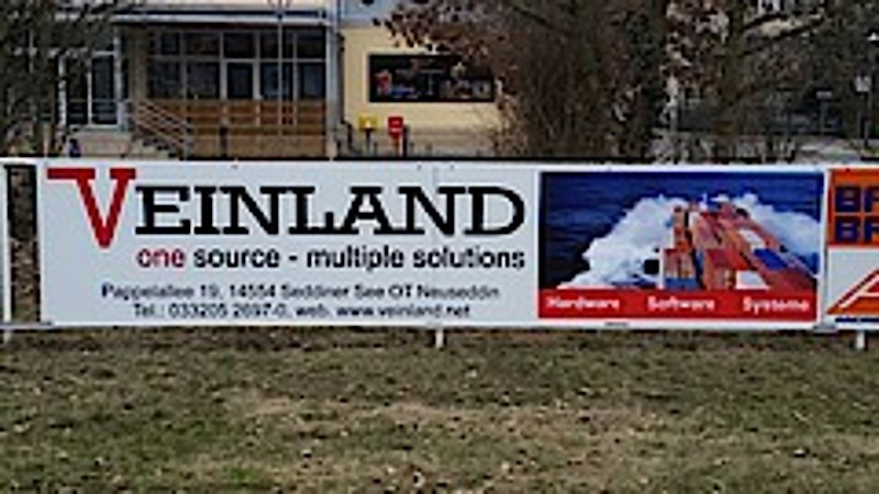 VEINLAND supports local associations and institutions