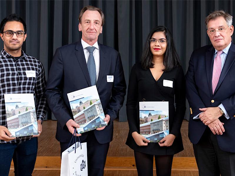 Germany Scholarships for Winter Semester 2019/20