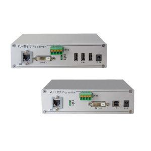 DVI USB Extender via CAT/one CAT solution