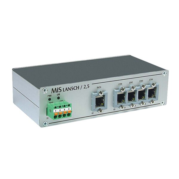 5 Port Broadband switch LAN
