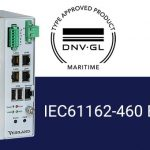 VL-Gateway 460 hat die Zulassung gemäß IEC61162-460 ed.2 erhalten.