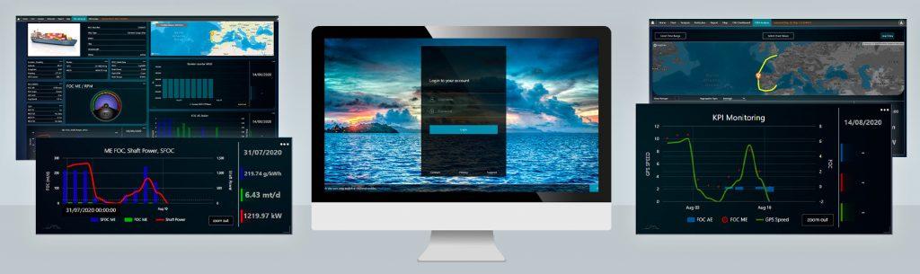VEINLAND PIM WebOffice Screenshots Performance Indication Monitoring Software