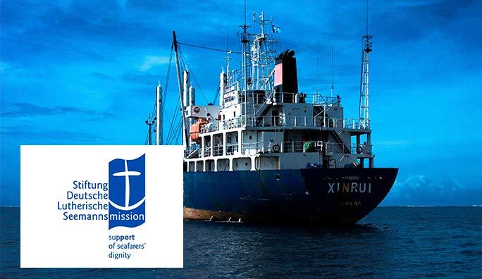 Spenden an die Seemannsmission