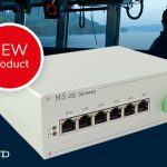 "We present the ""460 Gateway"", our latest product from the MiS series."