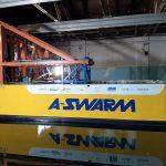 Autonomes Fahren in der Binnenschifffahrt – A-SWARM