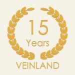 VEINLAND turns 15 !